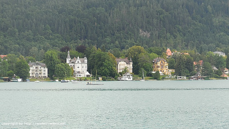 Wörthersee-Architektue